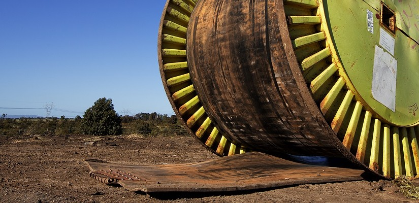 What to do with the tonnes of rubber on this old roll? Photo: Peter Glenane/HiVis Pictures