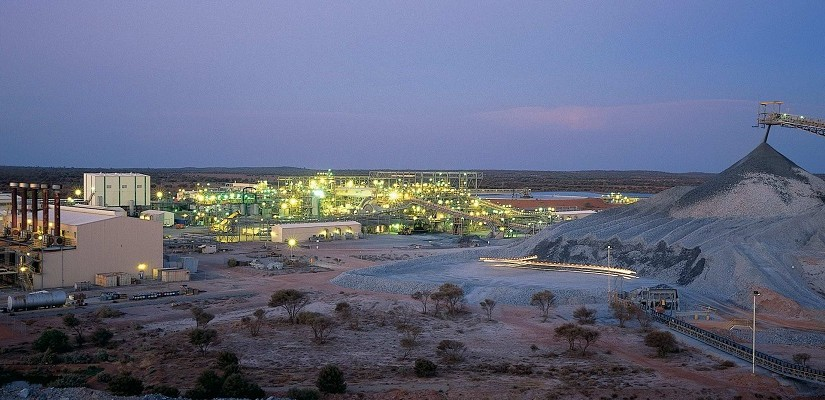 BHP Billiton Nickel West. Photo: BHP Billiton
