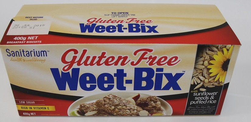Kockums designed and supplied several sections of the minor component handling system for Sanitarium's new gluten-free Weet-bix.