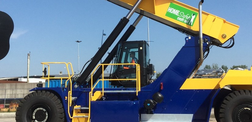 Hyster will provide a variety of 31 machines to Pacific National sites around Australia.