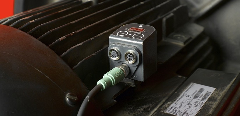 The FAG SmartCheck device is designed for use on a wide range of industrial sectors.