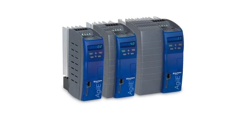 Bonfiglioli Variable Frequency Drives. Photo: Bonfiglioli