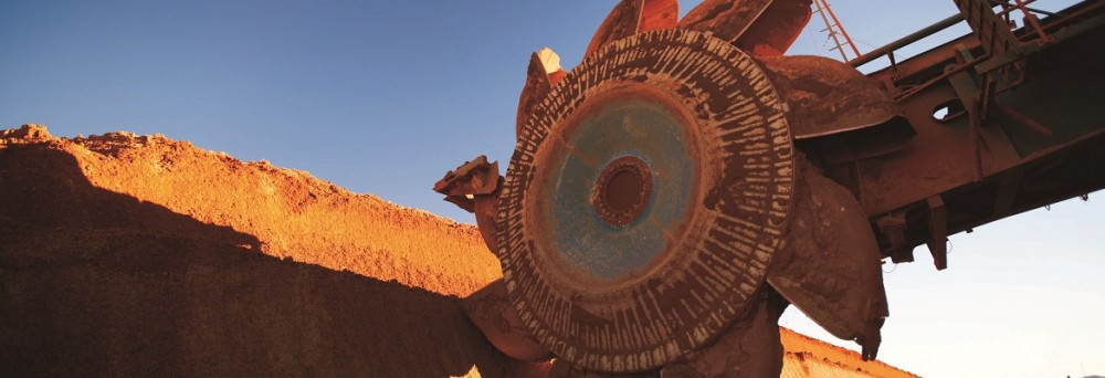 Several Australian industries, including mining, could benefit from big data analysis. Photo: BHP Billiton