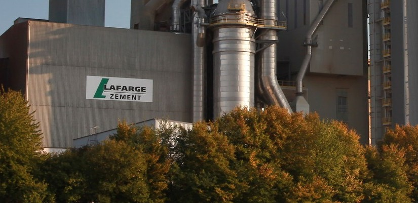 LafargeHolcim is the world's largest producer of cement. Photo: Beumer