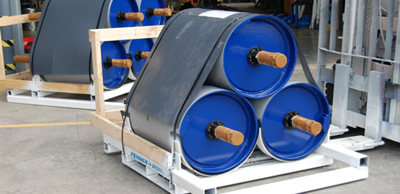 Fenner Dunlop Australia has acquired a local designer and manufacturer of pulleys and bulk handling equipment. ABHR speaks to Tim Cleine to find out why.