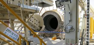 White Dog International trains miners to work safely in confined spaces.