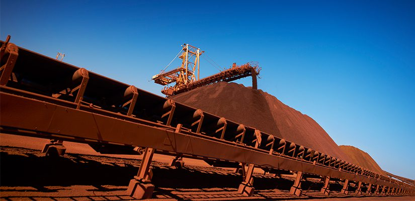BHP's Western Australian iron ore operations in the Pilbara. Image: BHP