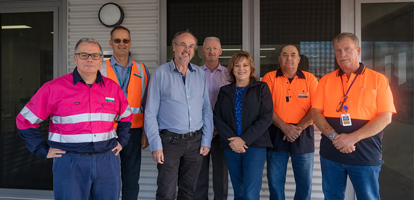 A new explosives facility has been officially opened in Myalup, Western Australia, in order to support the mining industry.