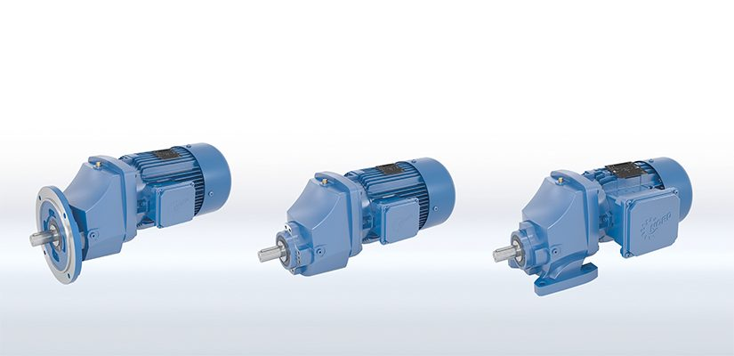 Nord Drivesystems has extended its range of single stage NORDBLOC.1 helical gear units to include three larger sizes with high output torques.
