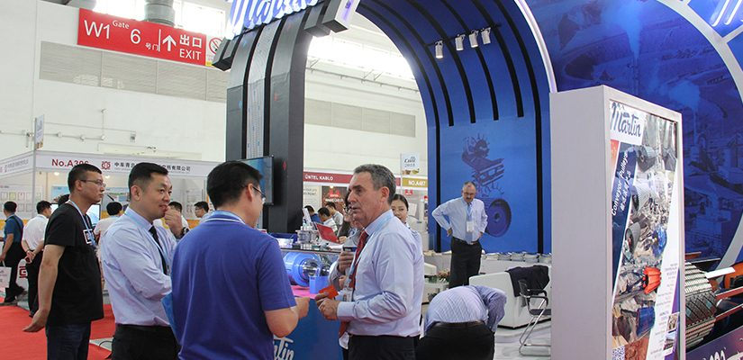 China's largest bulk material handling exhibition is only two weeks away, with more than 20,000 visitors expected to attend.