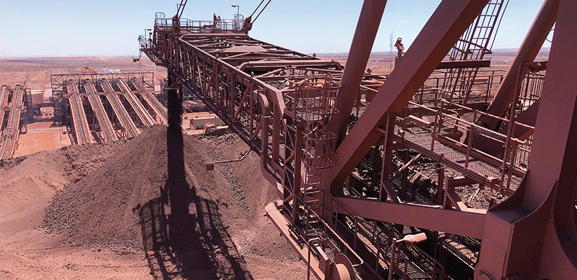 Conveyor belt developer ContiTech helped Roy Hill improve its main belt's wear life without a costly shutdown.