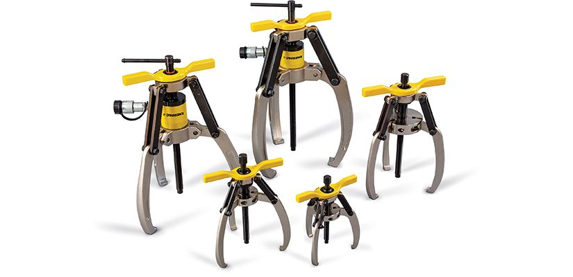 Hydraulic tool specialist Enerpac has introduced a range of new products to help maintain, repair and construct heavy machinery and plant.