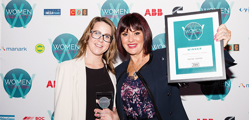 This year's Women in Industry Awards offers an opportunity for industry leaders to exchange ideas.