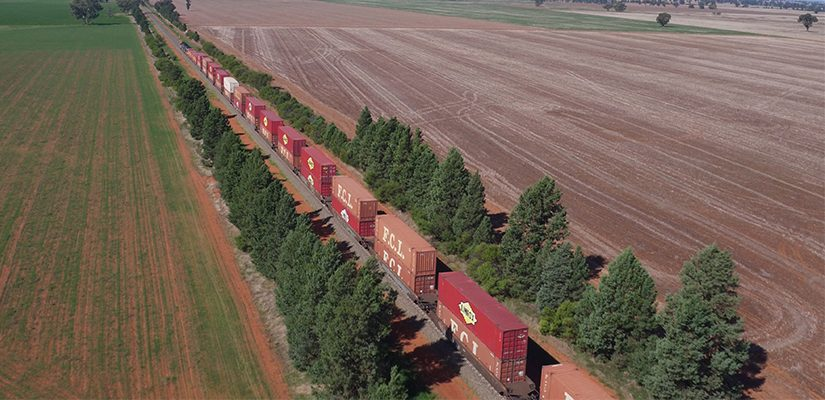 The Australian Rail Track Corporation has appointed a company to enhance project governance and support decision making for the $10 billion Inland Rail project.