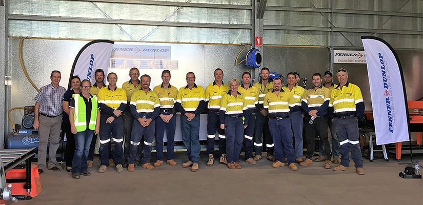 Fenner Dunlop has expanded its operations in Western Australia, opening a new workshop and service centre in Karratha.