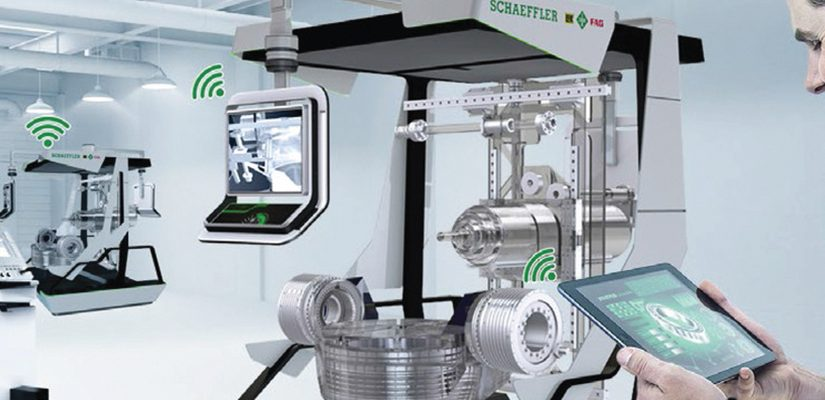 Andre Kluge, Managing Director of Schaeffler Australia, explores some of the tangible benefits from Industry 4.0 advances for the bulk handling industry.
