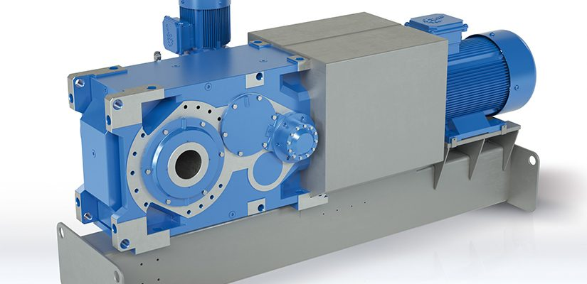 To help keep conveyors and feeders running smoothly across a variety of industries, Nord Drivesystems has implemented a line of modular industrial gear units (IGU).