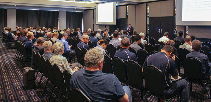 The 13th International Conference on Bulk Materials Storage, Handling and Transportation has drawn researchers and industry together to share knowledge across the two communities. ABHRreports.