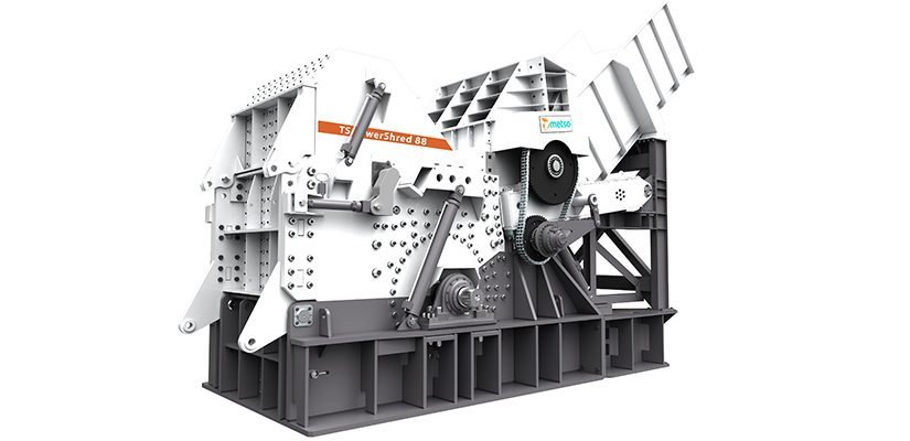 Metso has won an order to deliver shredding equipment for the first steel recycling plant of its kind in India.