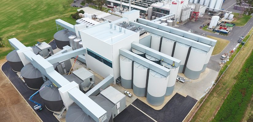 Ahrens were the winning ingredient in the successful completion of a $65 million-dollar new malting facility for iconic Australian brewery, Coopers.