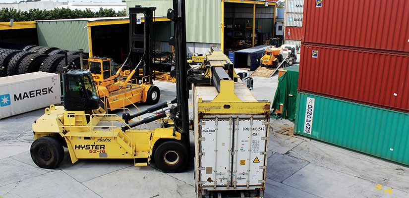 A Sydney depot is optimising its uptime and efficiency by using Hydraulink mobile service technicians to service and maintain its fleet of forklifts.
