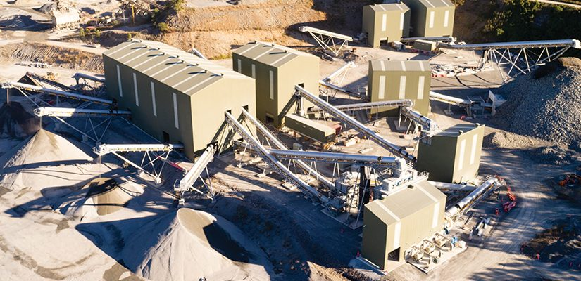A new Metso processing plant at the Boral owned Ormeau quarry in Queensland will see productivity at the site ramp up by 400 per cent.