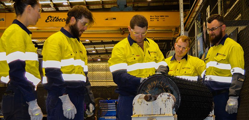 The Western Australian Government has officially endorsed Fenner Dunlop's Belt Splicing course as an Apprenticeship/Trade.