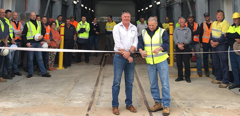 Viterra has invested $6 million into infrastructure at its Port Lincoln site, South Australia, to help the transition to road transport and meet the shipping demands of export customers.