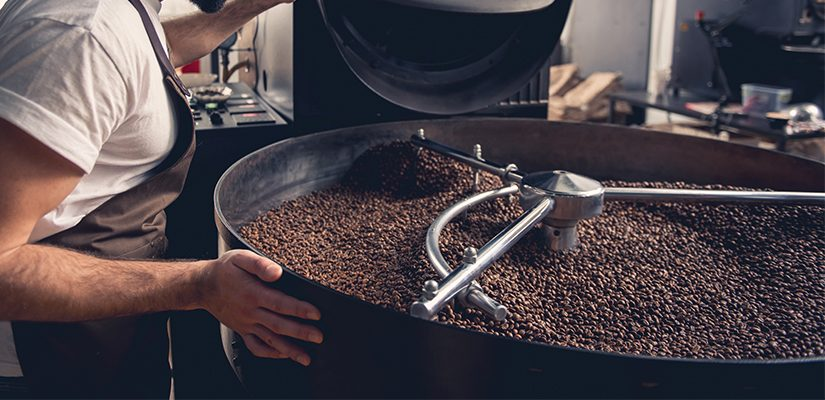 ENVEA SWR Engineering's moisture-monitoring systems are helping coffee roasters to continue caffeinating Australia.