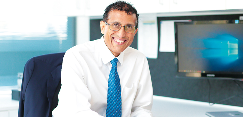 For everything that has changed in the mining industry over the past decade Max Wijasuriya can find something that has stayed the same at Schenck Process. Ben Creagh explains.