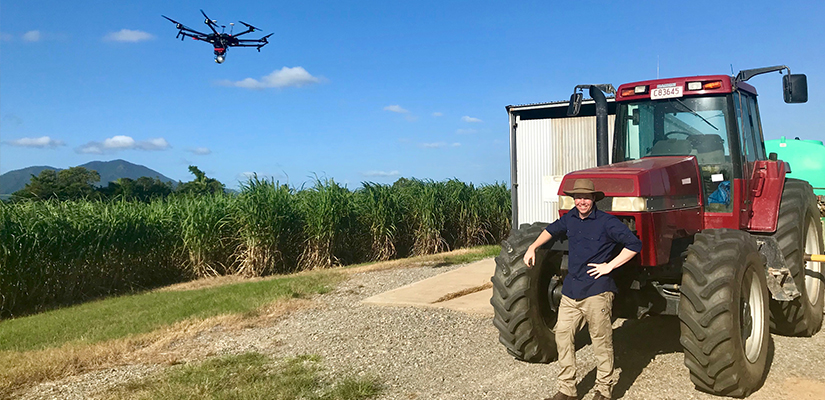 CSIRO has launched a new app to help sugarcane farmers in far north Queensland manage fertiliser use to reduce runoff onto the Great Barrier Reef.