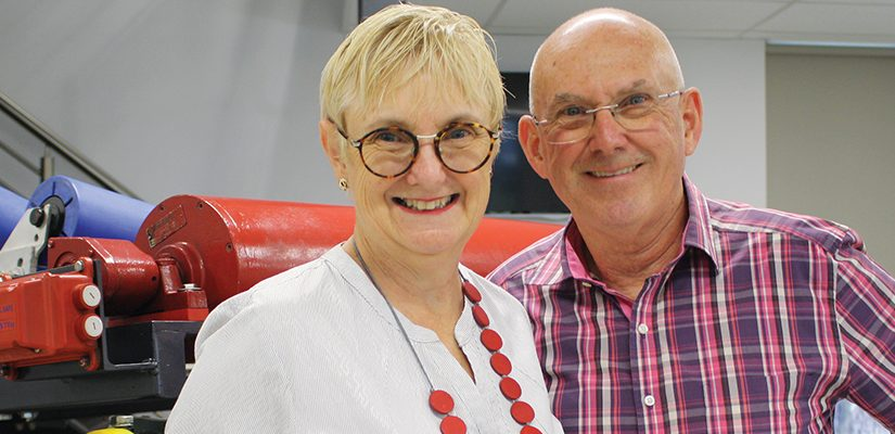 ABHR sits down with Neil and Christine Kinder to learn how they turned their family business from a small operation to an global supplier.
