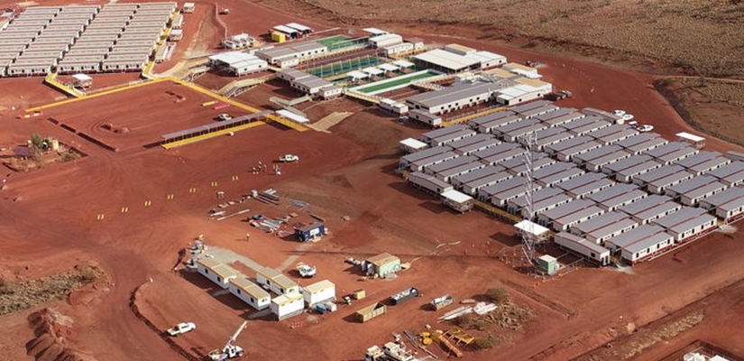 Monadelphous has awarded a $1.2 million contract to Rema Tip Top Australia at Rio Tinto's West Angelas Deposits C & D project in the Pilbara region of Western Australia.