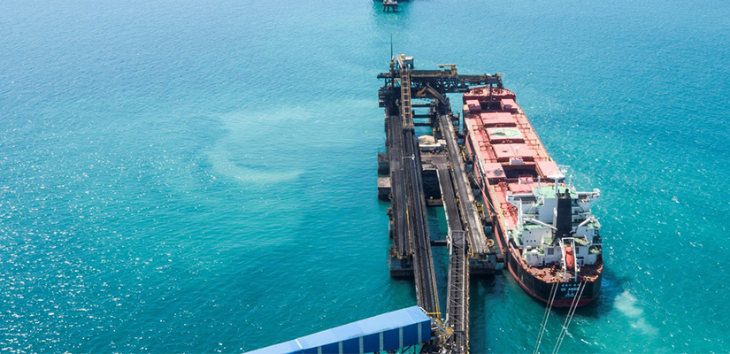 BHP Mitsubishi Alliance (BMA) has signed an Early Contractor Involvement (ECI) contract for the company's Shiploader 2 and Berth 2 Replacement (SABR) project at the Hay Point Coal terminal near Mackay, Queensland.