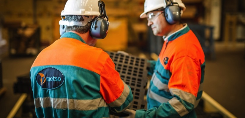 Metso has established a new manufacturing site for rubber and poly-met mining consumable wear parts in Lithuania.
