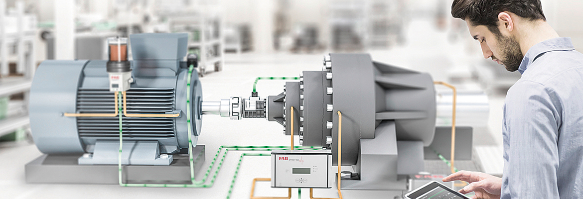 By harnessing the power of automation, Schaeffler significantly cuts the amount of manual labour and downtime required for bearings in bulk systems.