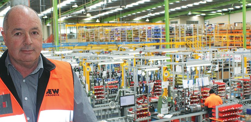 While COVID-19 has seen manufacturing centres temporarily close around the world, SEW-Eurodrive Australia has kept its local supply chain secure and employees safe. ABHR speaks to Managing Director Robert Merola to find out how.