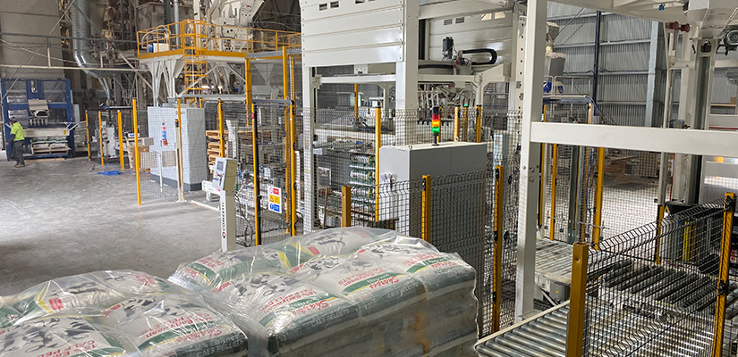 Just when Sharpes Stock Feeds needed to install a custom packaging plant, COVID-19 saw the country locked down. ABHR speaks to Alastair and Sam to find out how the company commissioned the plant with remote help.