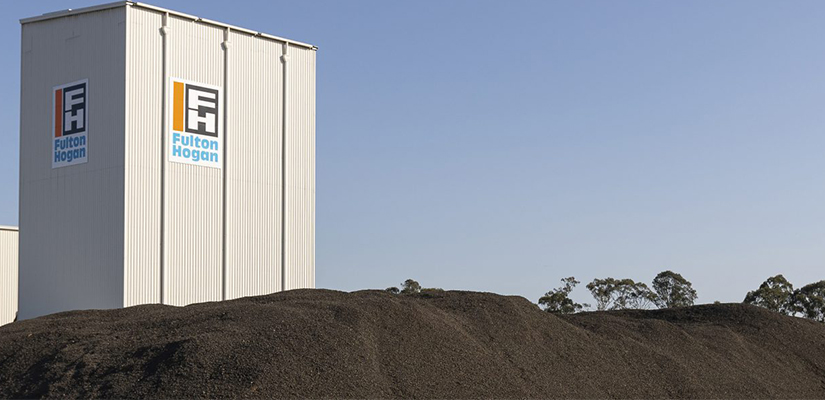 The New South Wales Government has awarded Fulton Hogan a $250,000 grant to upgrade its Eastern Creek asphalt plant, along with a $236,000 grant to use recycled glass in asphalt on the Albion Park Rail bypass project.