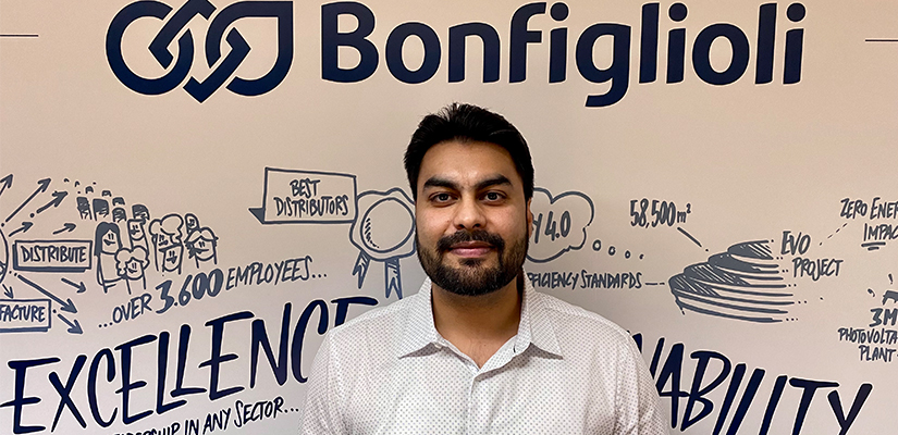 Bonfiglioli has promoted a Projects and Contracts Engineer to New South Wales (NSW) Sales Manager.