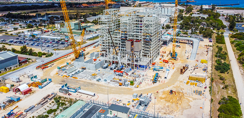 Blue Phoenix Western Australia has signed a 25-year contract with Avertas Energy to build, own and operate an Incinerator Bottom Ash (IBA) processing facility at Latitude 32, in Kwinana, Perth.