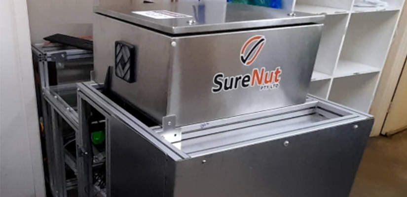 Researchers at the University of South Australia (UniSA) have developed an automated technique for grading almond quality and detecting potentially serious mycotoxin contamination in kernels.