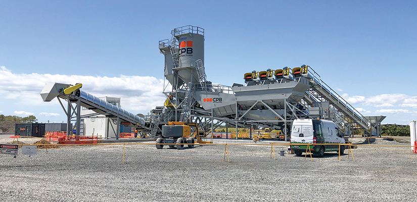 Equipment proven to last the test of time is how Astec Industries dealer Conequip provides high-performance concrete production plants.
