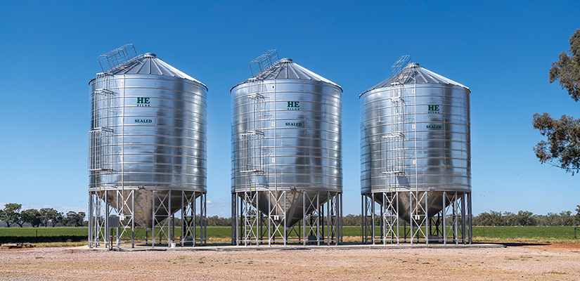 Following years of drought, fire, floods and pestilence, eastern Australia is now facing a mouse plague. Stevie Leigh Morrison and Karen Jolly from HE Silos explain how proper on-farm storage keeps farmers' money in the bank.