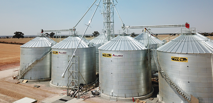 With more than 35 years of experience operating grain handling systems, John White, Allied Grains Systems Managing Director tells ABHR the secrets of success in the agriculture sector.