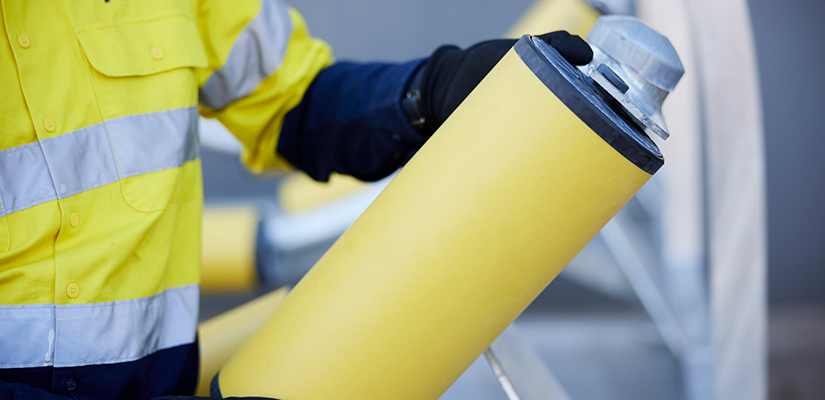 Conveyor component manufacturer PROK has released a new high-density polyethylene (HDPE) roller which is lighter, more durable, and avoids secondary conveyor damage in the event of a failure.