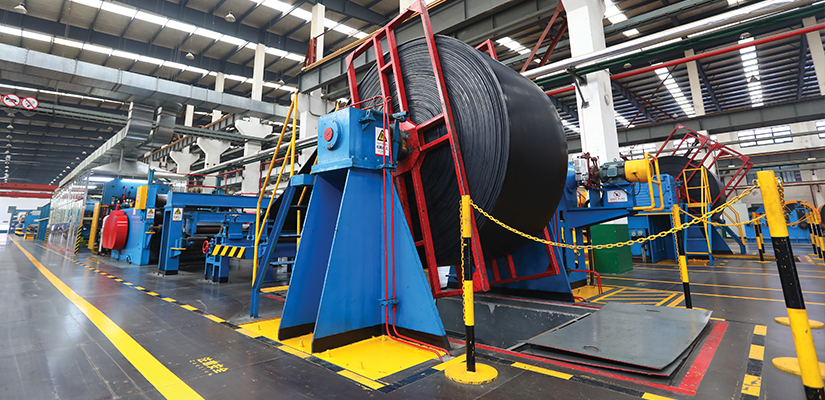 Brilliant Boton Conveyor Services wants to help its customers move mountains. To do so, it provides conveyor belts that can handle non-stop use in the heavy-duty miningindustry.