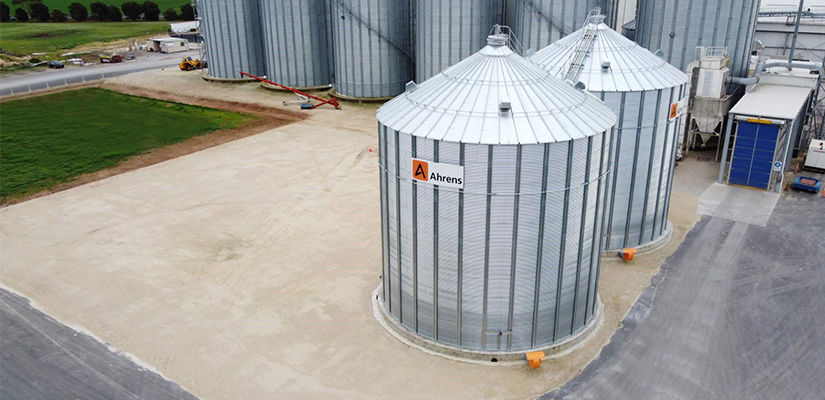 Ahrens' design and construction experience, combined with its Australian-made products, saw it engaged to deliver a further expansion to an existing client's grain storage facility at Bordertown in South Australia.